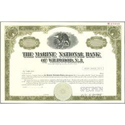 New Jersey National Bank Stocks,