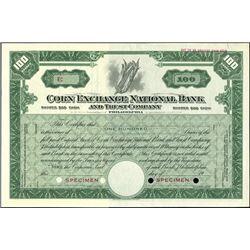 Corn Exchange National Bank and Trust Company,