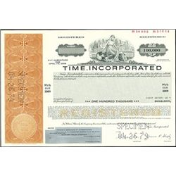 Time, Incorporated Registered Bond group