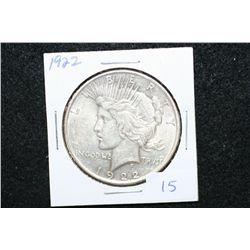 1922 Peace $1