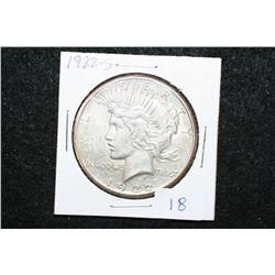 1922-S Peace $1