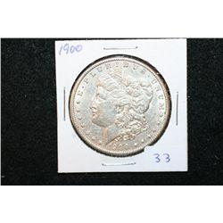 1900 Silver Morgan $1