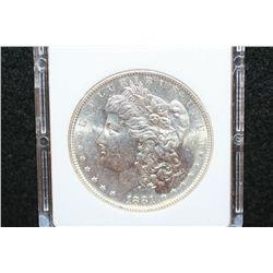 1881-S Silver Morgan $1; MCPCG Graded MS64