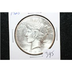 1925 Peace $1