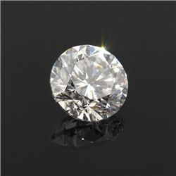 Diamond EGL Certified Round 1.03 ctw D, SI1