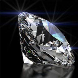 Diamond EGL Cert. Round 0.90 ctw G, Si2