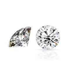 Diamond GIA Certificate# 6147095487 Round 1.01ct E,SI1
