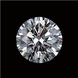 Diamond EGL Cert. Round 0.70 ctw H, Si2