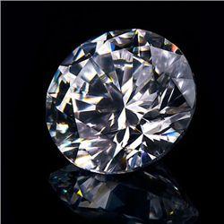 Diamond EGL Cert. Round 1.14 ctw F, Si2