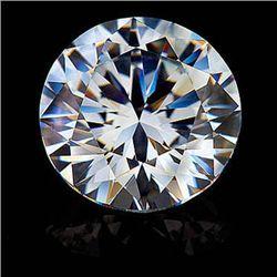 Diamond GIA Cert. Round 0.73 ctw D, VVS2