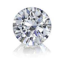 GIA 0.50 CTW ROUND DIAMOND I,VS1