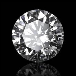 Diamond EGL Cert. Round 0.52 ctw E, Si1