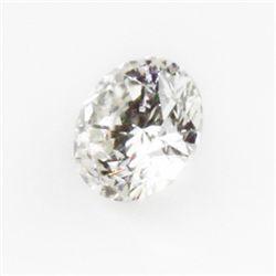 0.62 CTW DIAMOND ROUND J-K,S2/I1
