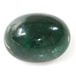 97.49 ctw Emerald Loose Oval