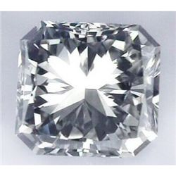 Diamond EGL Cert. Princess 1.00 ct G, Vs1