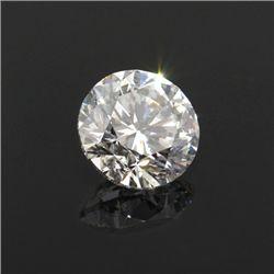 Diamond EGL Certified Round 1.04 ctw H, SI1