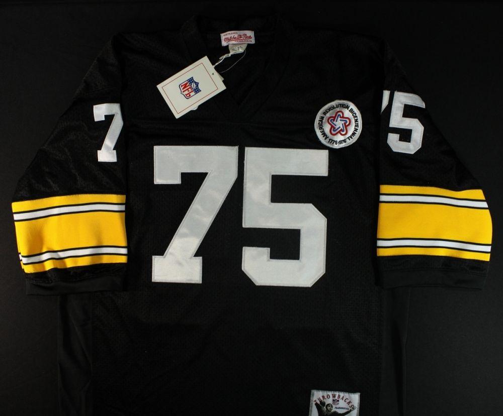 quality design 5fab7 20214 Joe Greene Signed Steelers Jersey (JSA COA)