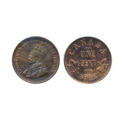 1931. 1936. Both ICCS Mint State-62. Red-Brown. 40% luster. 1936. ICCS Mint State-62. Trace of luste