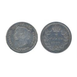 1900, Round O. Medium heavy toning. 1925. Both ICCS Very Fine-20. Lot of two (2) coins.