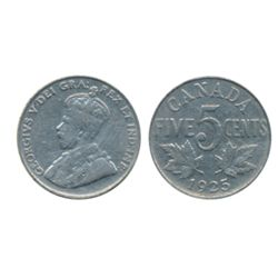 1925. ICCS Very Good-10; 1964. Extra Water Line. ICCS Mint State-63. Lot of two better dates.