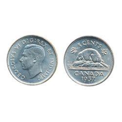 1937. ICCS Mint State-65.