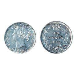 1858, 1883-H. Both ICCS Good-4; 1892, Small 9. Obv. port. #5. 1893, Flat Top 3. Obv. port. #6. Both
