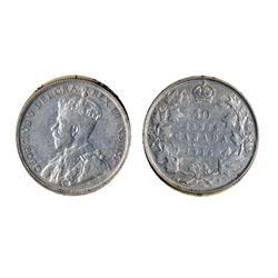 1934, 1936. Both ICCS Very Fine-20. Both with light toning.