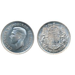 1939. ICCS Mint State-63. Brilliant.