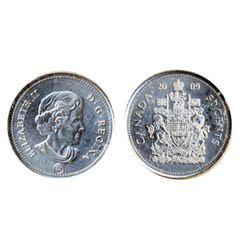 2003WP. ICCS Numis. BU-67; 2005P. ICCS Mint State-66; 2006P, 2007. Both ICCS Mint State-65; 2009. IC