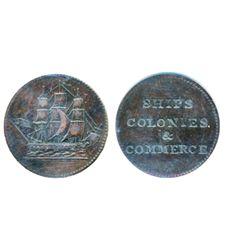 Breton-997. PE10-2. Lees-2. Ships, Colonies & Commerce. ICCS Very Fine-20; PE10-23. Lees-23. Ships,