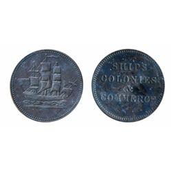 Breton-997. PE10-30. Lees-30. Ships, Colonies & Commerce. ICCS AU-50; Breton-997. PE10-31. Lees-31.