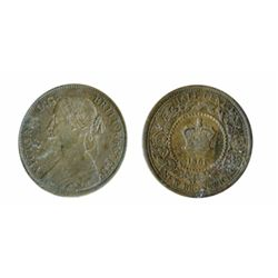 1/2 CENT. 1861. ICCS Mint State-60.