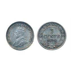 1929. ICCS Mint State-64.