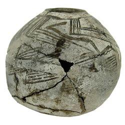 Anasazi Pottery Vessel