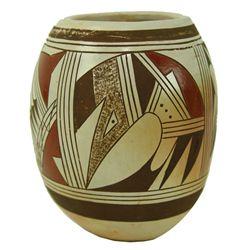Hopi Pottery Jar - L. Namoki