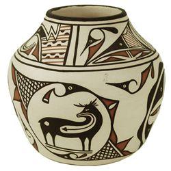 Zuni Pottery Jar - M. Katsenih