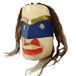 Northwest Coast Mask - Charles Miller