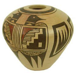Hopi Pottery Jar  - Melda Nampeyo