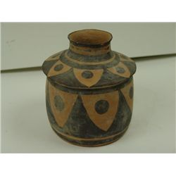 Central Mexican Pottery Jar