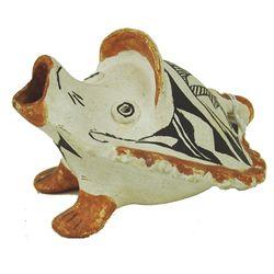 Acoma Pottery Figure