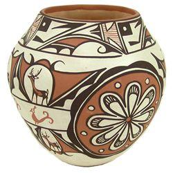 Zuni Pottery Jar - Jennie Laate