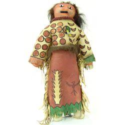 Cheyenne Buckskin Doll