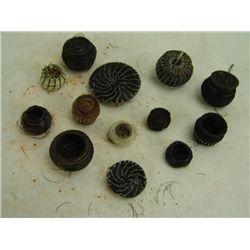 11 Miniature Baskets