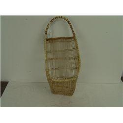 Hupa Basketry Cradle