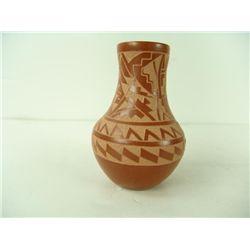 Jemez Miniature Pottery Jar- S. Madalena