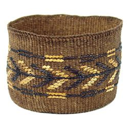 Tsimshian Basket