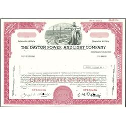 The Dayton Power and Light Company Stock Group,