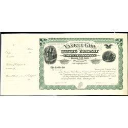 Yankee Girl Mining Co.,