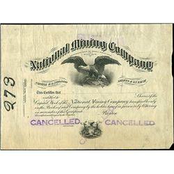 National Mining Company Proof.