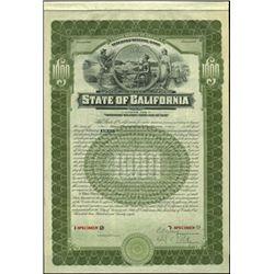 State of California Bonds (2).